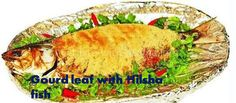 New Recipe: Gourd leaf whole fish