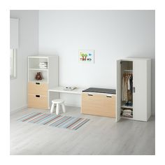IKEA offers everything from living room furniture to mattresses and bedroom furniture so that you can design your life at home. Check out our furniture and home furnishings! Extra Storage Space, Storage Spaces, Lp Storage, Record Storage, Ikea Outlet, Ikea Stuva, Bauhaus, Home Furniture, Kids Room