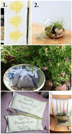 Handmade Mother's Day Gifts Ideas for Garden Loving Moms (Medium)
