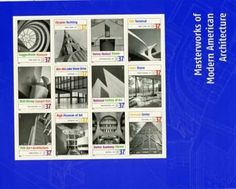 American Archtecture 20 x 37 Cent U.S. Postage Stamps 2 . $15.15. American Archtecture 20 x 37 Cent U.S. Postage Stamps 2