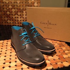 Look what arrived from @Cole Haan! #lunargrand