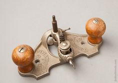 SARGENT No. 62 Router Plane with 3/8 inch Cutter