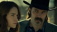 Wynonna Earp, Doc Holliday ~ Never thought I'd like a character with a stache that much!