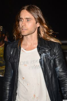 The Secrets Behind Jared Leto's 2013 VMA Ombre Hairstyle