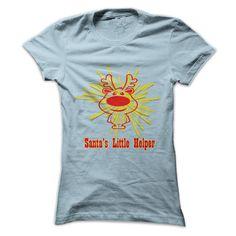 (Tshirt Top Tshirt Deals) Santas Little Helper Coupon Today Hoodies Tee Shirts