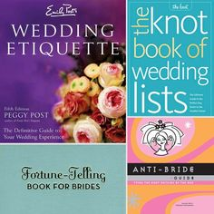 best wedding books