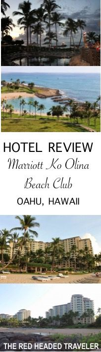 Hotel Review - Marriott Ko Olina Beach Club (Oahu, Hawaii)    The Red Headed Traveler