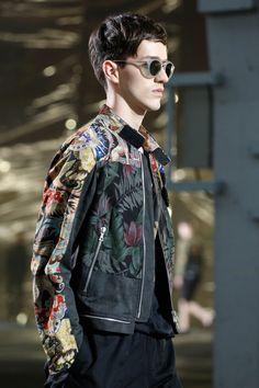 Dries Van Noten SS 2014 Menswear
