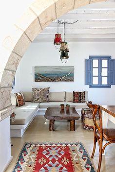 Coastal Southwestern Moroccan Innenarchitekt, Wohnzimmer Orientalisch, Marokkanischer  Stil, Haus Mieten, Modernes Wohnen