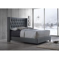 Found it at Wayfair.ca - Baxton Studio Katherine Upholstered Bed