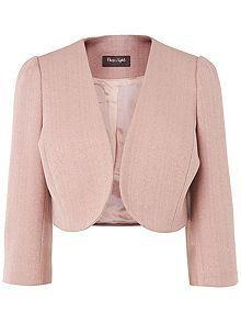 Buy Phase Eight Lena Jacket, Confetti Pink from our Women's Coats & Jackets range at John Lewis & Partners. Latest Fashion For Women, Womens Fashion, Flattering Dresses, Phase Eight, Blazer, Fashion Story, Occasion Wear, Elegant, Fashion Advice