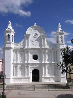 ChurchSantaRosa - List of cathedrals in Honduras - Wikipedia, the free encyclopedia