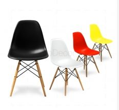 German technology and the craftsmanship are highly recognized and respected across the world. In the Eames plastic chairs, you will find the same beauty and stylishness which you have always dreamt about.