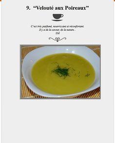 #velouté aux poireaux très délicieux et facile à préparer !  10 recettes  de soupes & veloutés 100% végétales ici >> http://ift.tt/2DzGSBV  #recette