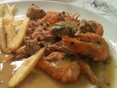 Lombo de Porco com Camarões | A Cozinhar com simplicidade