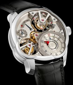 Greubel Forsey Invention Piece 2 Quadruple Tourbillon