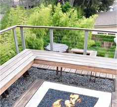 Deck Bench corner and Legs