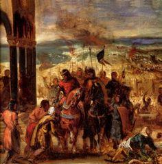 Эжен Делакруа   XIXe   Eugene Delacroix (190 фото)