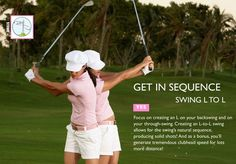 The L to L drill is a must for every golfer who wants solid shots.
