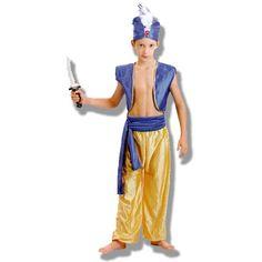 Disfraz Sultan infantil