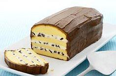 Canoli cake