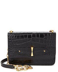 Alexander McQueen Legend Shoulder Bag