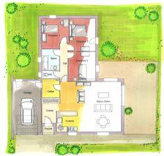 Plan de notre maison en L de PP 110m2 - 100 messages - Page 3