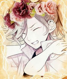 Diabolik Lovers (More Blood)- Yuma #Anime #Game #Otome