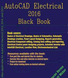 Autocad Electrical 2016 Black Book PDF