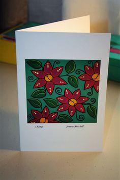 Quality Art Card - Change JM009