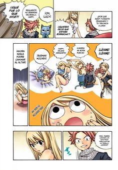 Fairy Tail manga chapter 545 spoiler - Natsu Dragneel x Lucy Heartfilia - NaLu Fairy Tail Funny, Fairy Tail Love, Fairy Tail Manga, Fairy Tail Ships, Fairy Tale Anime, Fairy Tales, Fairy Tail Family, Fariy Tail, Gruvia