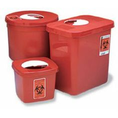 Multi-purpose Sharps Container  - Price ( MSRP: $ 8.9Your Price: $5.58Save up to 37% ).