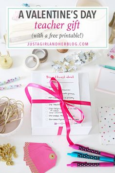 Holiday and Party- Free Printable Valentines, Valentine's Day Printables, Valentine's Day Teacher Gift, Teacher Valentines, Friend Valentines, Printable Cards, Free Printables, Simple Teacher Gift