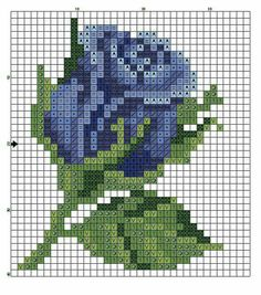 63 Ideas For Wall Design Pattern Color Combos Small Cross Stitch, Cross Stitch Cards, Cross Stitch Rose, Cross Stitch Flowers, Cross Stitching, Modern Cross Stitch Patterns, Counted Cross Stitch Patterns, Cross Stitch Designs, Cross Stitch Embroidery