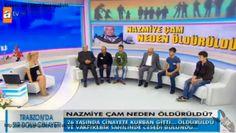 Nazmiye çam cinayeti 2009 'da işlenen Nazmiye Çam cinayeti Trabzon Akçaabat 'ta Kouşulduğu kadar Türkiye gündemini yıllardır meşgul ediyor.2015 de Müge Anlı Tatlı Sert