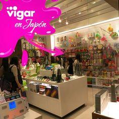 Nuestra exposición de producto en Japón. Un gran trabajo de nuestro distribuidor en el país del Sol Naciente!