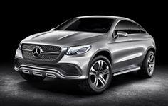 Mercedes-Benz Concept Coupe.