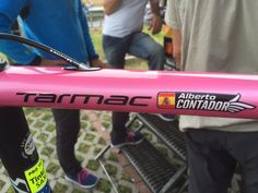 Fight for pink! #Giro @iamspecialized