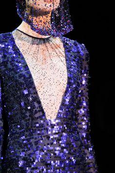 Armani Privé Fall Winter 2012 haute couture