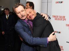 Tom Hardy & Gary Oldman