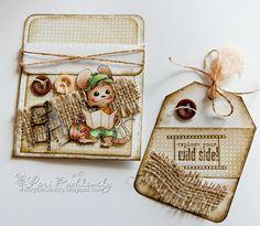 Whiff of Joy - Tutorials & Inspiration: Pocket Card by Lori
