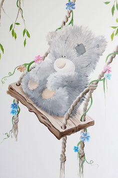 Muurschilderingen babykamer|kinderkamers | muurteksten| saskia creations