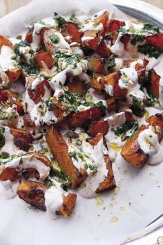 Recipe of the week: Ottolenghi's Roasted Squash with Chile Yogurt | Relish Austin