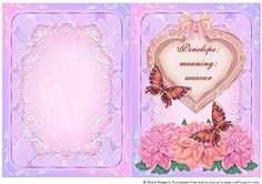 Name Meaning Card Penelope on Craftsuprint - Add To Basket!