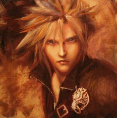 ff7 cloud Final Fantasy Art, Video Game Characters, Cloud Strife, Cool Girl, Clouds, Anime, Cartoon Movies, Anime Music, Anime Shows