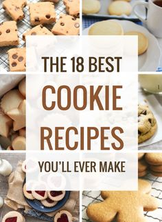 The 18 Best Cookie Recipes Ever
