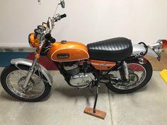 1971 Yamaha DT-250 | eBay