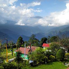 Beautiful Pelling, Sikkim