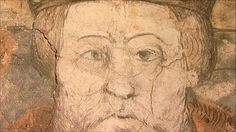 Mural of King Henry VIII uncovered in Somerset