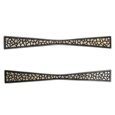 Terrazzo Door Handles | From a unique collection of antique and modern architectural elements at https://www.1stdibs.com/furniture/building-garden/architectural-elements/